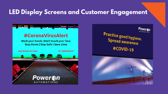LED Display Screens and Customer Engagement